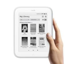 Our Best Reading Experience YetEnjoy crisper text with 60% more pixels on our most advanced eReader. With a no-glare screen and higher resolution reading indoors and out is easier than ever.NOOK Glow...