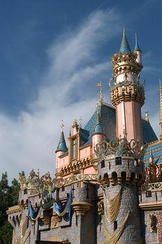 Disneyland Sleeping Beauty Castle 50th anniversary   Disneyland - Castle   Flickr - Photo Sharing!