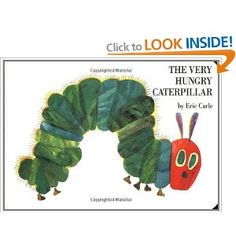 Any Eric Carle book.  They are well written, illustrations are amazing, children and adults love them.  I read these with my 1 year old grandson.
