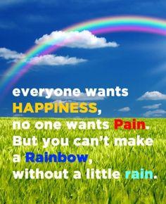 everyone wants Happyness