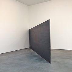 atrumprocer:  Richard Serra Early Works at David Zwirner is a must see.