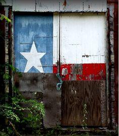 """""""Texas Door"""" poster"""