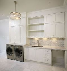 Blue Gray Laundry Room Cabinet Paint Color Blue Gray