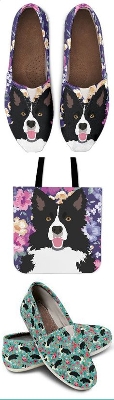 Do you love your Border Collie? Then check out super cute Border Collie collection. Browse shoes, socks, bags, pillows, and more here: ⬇ https://www.groovebags.com/collections/dogs/border-collie