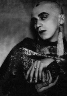 Dancer Harald Kreutzberg, Berlin, 1920s