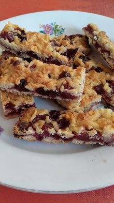 This no all / Disznóól - KonyhaMalacka disznóságai: Meggyes, reszelt linzerszelet Shortbread, Macaroni And Cheese, French Toast, Food And Drink, Breakfast, Ethnic Recipes, Bakken, Morning Coffee, Mac And Cheese