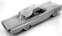 Dream Cars: 1956 Mercury XM Turnpike Cruiser