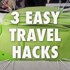 3 Easy Travel Hacks