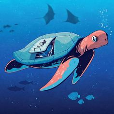 Society Problems by Steffen Kraft (Iconeo) Ocean Pollution, Environmental Pollution, Plastic Pollution, Save Our Earth, Save The Planet, Illustrations, Illustration Art, Thought Wallpaper, Nausicaa