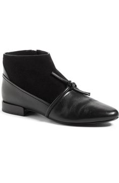 3.1 PHILLIP LIM 'Louie' Patchwork Bootie (Women). #3.1philliplim #shoes #boots
