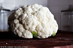De Su Mama: Smashed Cauliflower and Potatoes