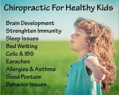 Pediatric Chiropractic Care - Damron Chiropractic & Wellness ...