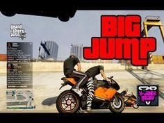 GTA 5 big jump Sidderrock view from bike Gta 5, Bike, Facebook, Twitter, Movies, Movie Posters, Bicycle, Films, Film Poster