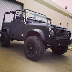 Icon 4x4 Land Rover Defender