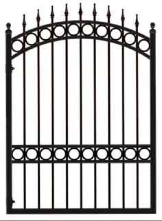 1000 Images About Wrought Iron Fencing On Pinterest