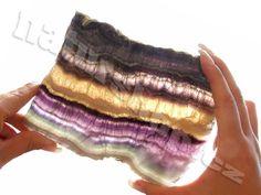 Fluorit přírodní plátek Sticks And Stones, Fossils, Stoneware, Piercing, Shells, Rocks, Gemstones, Crystals, Nice