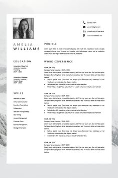 Shop high quality Modern Resume Template Word and CV Format Template Word online then this is the best choice for you. Professional Resume Format, Simple Resume Format, Cv Format, Simple Resume Template, Resume Design Template, Creative Resume Templates, Unique Resume, Best Cv Layout, Best Cv Template