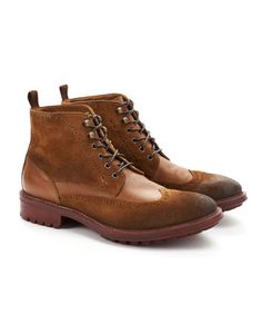 fc54e9dc91712 TABINER Mens Italian leather Boot Joules Uk, Italian Leather, Hiking Boots,  Men's Style