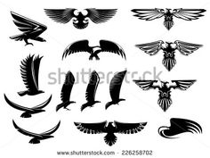 abstract wings bird image - Google Search