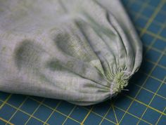 Japanese Omiyage Bag Photo Tutorial. DIY Craft Idea