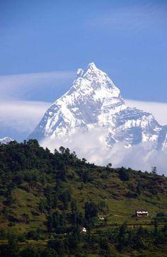 Nepal Amazing View