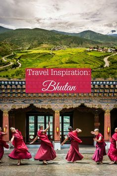 Photos and travel inspiration from the Kingdom of Bhutan.