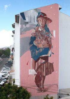 by Telmo Miel in Cascais, Portugal, 6/18 (LP)