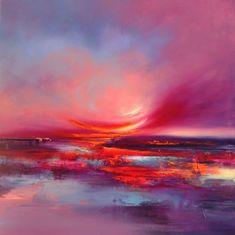 "redlipstickresurrected: ""Beata Belanszky-Demko (Hungarian-Romanian, b. 1976, Satu-Mare, Romania, based Soskut, Pest, Hungary) - Candy Land, 2016 Paintings: Oil on Canvas """