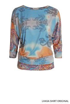Lhasa Shirt Original von KD Klaus Dilkrath #kdklausdilkrath #kd12 #lhasa #shirt #original #paisley #vacation #march #top #kdklausdilkrath #kd #dilkrath #kd12 #outfit