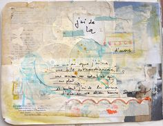 amazing page by les elucubrations de severine on flickr.