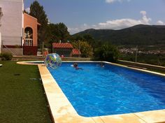 The villa was completed in 2005 to a very high standard by a local developer. We have furnished and equiped the villa as a home as we use the villa for our own private holidays.The area is superb with fantastic views and some great restaurants