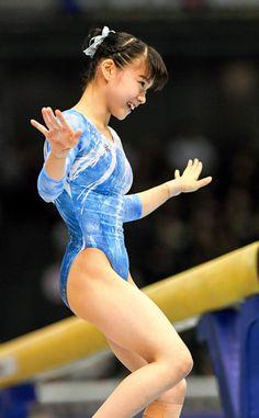 V村上・2位杉原が代表に 体操NHK杯女子:朝日新聞デジタル #体操 #女子 #杉原愛子