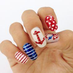 Sailor Nails ⚓