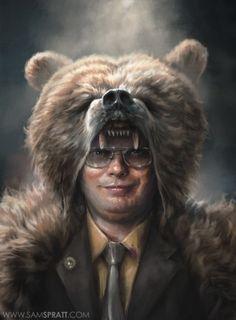 Dwight Schrute - Bears, Beets, Battlestar Galactica