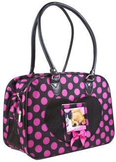 J Garden Designer Print Pet Dog Cat Carrier >>> You can get more details by clicking on the image.
