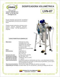 LVN-07 Luz Led