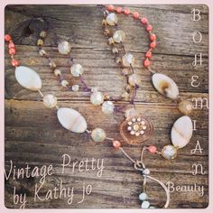 Bohemian beauties by Kathy jo  Vintage Pretty on Facebook