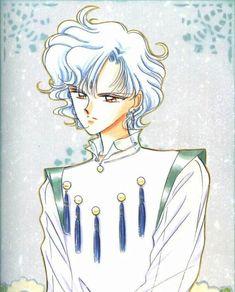 Helios-Original Sailor Moon Art Work By Naoko Takeuchi