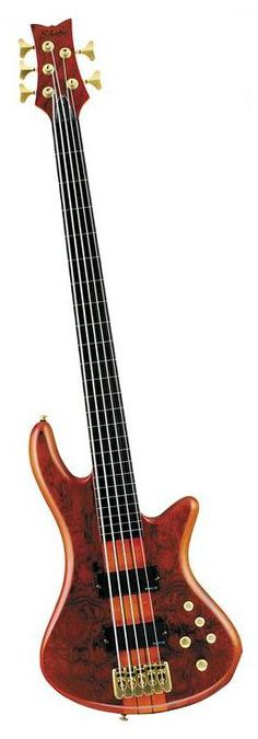Schecter Guitar Research Stiletto Studio-5 Bass | GuitarCenter