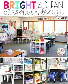 You spend countless hours there, and you share that sacred clean classroom, classroom design, creative classroom ideas, elementary classroom themes Kindergarten Classroom Organization, Elementary Classroom Themes, Clean Classroom, First Grade Classroom, New Classroom, Classroom Environment, Classroom Design, In Kindergarten, Preschool Classroom Layout