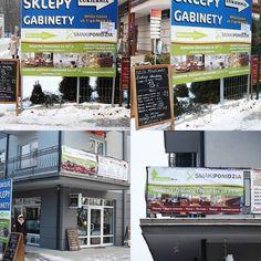 Banery oraz tablice reklamowe dla Restauracji Smaki Ponidzia #projektgraficzny #graphicdesign #baner #banner #tablicareklamowa #advertisingboard #smakiponidzia #mgraphics #buskozdroj www.mgraphics.eu