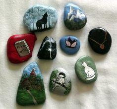 My story stones. Sharon Jorgensen
