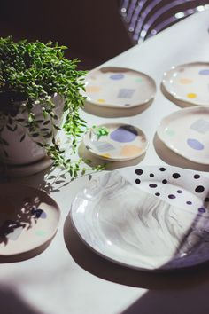 Ceramic Loveliness from The Pursuits of Happiness (+ Enter To Win a $100 Gift Card)