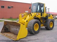 Komatsu Wheel Loaders    http://www.rockanddirt.com/equipment-for-sale/KOMATSU/wheel-loaders