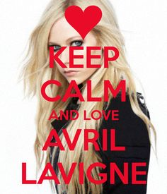 love avril lavinge