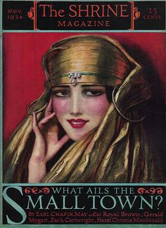The Shrine Magazine - November 1926