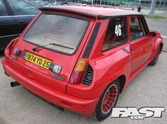 FCLegends #4 – Renault 5 Turbo | Fast Car Magazine