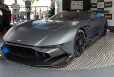 Aston Martin Vulcan - 2015 Goodwood