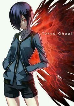 Touka (Tokyo Ghoul) ♡♡