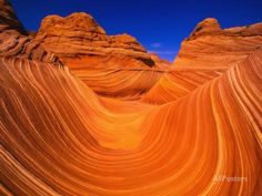 Coyote Butte's Sandstone Stripes Photographic Print by Joseph Sohm at AllPosters.com